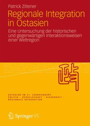 Regionale Integration in Ostasien