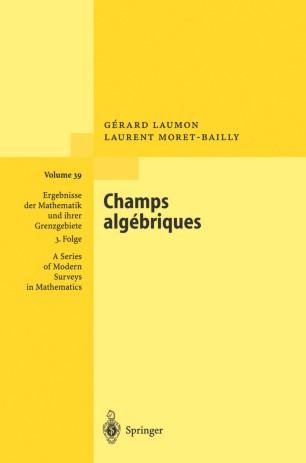 Champs algébriques