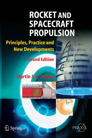 Rocket And Spacecraft Propulsion Springerlink