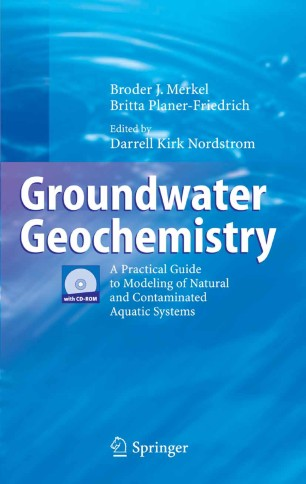 GroundWater Microbiology And Geochemistry