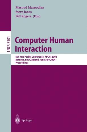 Computer Human Interaction