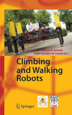 Climbing And Walking Robots Springerlink