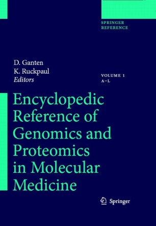 Encyclopedic Reference of Cancer Research