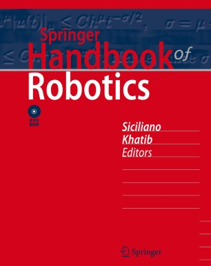 Springer Handbook of Robotics | SpringerLink