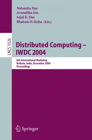 Distributed Computing - IWDC 2004