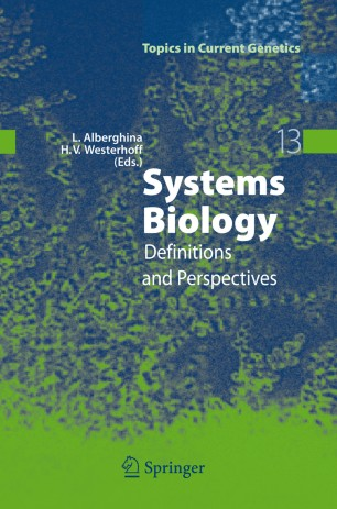 Systems Biology Edda Klipp Pdf