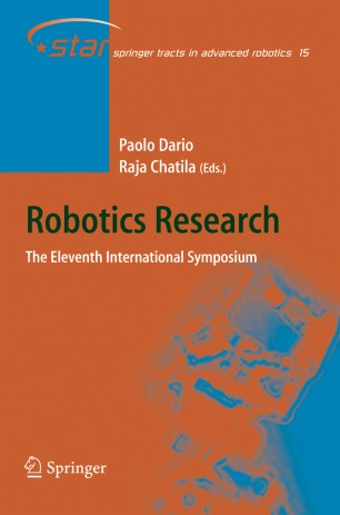 Robotics Research. The Eleventh International Symposium: With 303 Figures
