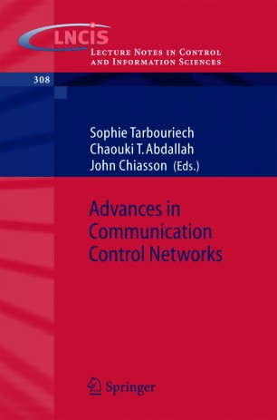 Advances in Communication Control Networks