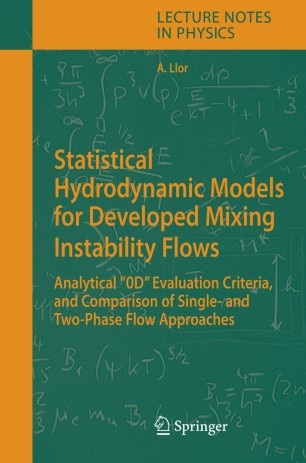 Statistical Hydrodynamic Models for Developed Mixing Instability Flows
