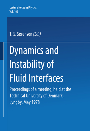 Dynamics and Instability of Fluid Interfaces