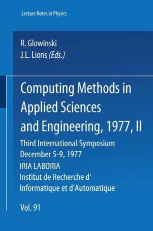 Computing Methods in Applied Sciences and Engineering, 1977, II