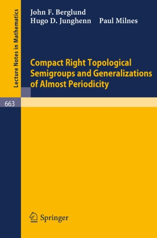 Compact Right Topological Semigroups and Generalizations of Almost Periodicity