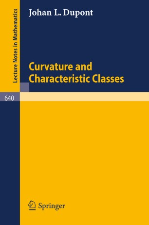 Curvature and Characteristic Classes