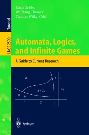 Automata Logics, and Infinite Games
