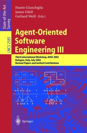 Agent-Oriented Software Engineering III