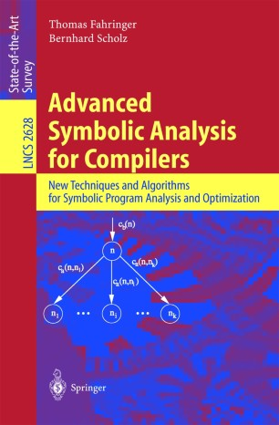 Advanced Symbolic Analysis for Compilers