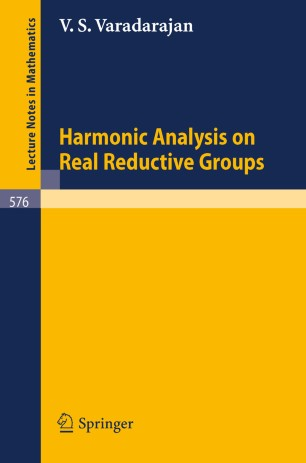 Harmonic Analysis on Real Reductive Groups