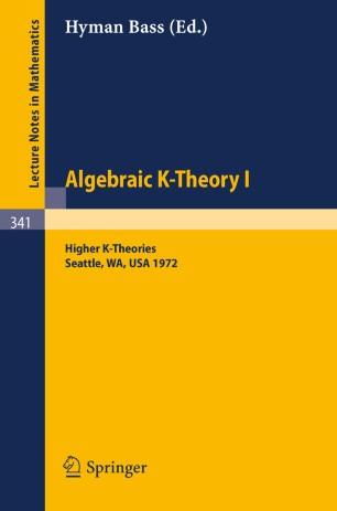 Higher K-Theories