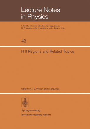 H II Regions and Related Topics