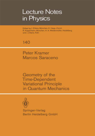 Geometry of the Time-Dependent Variational Principle in Quantum Mechanics