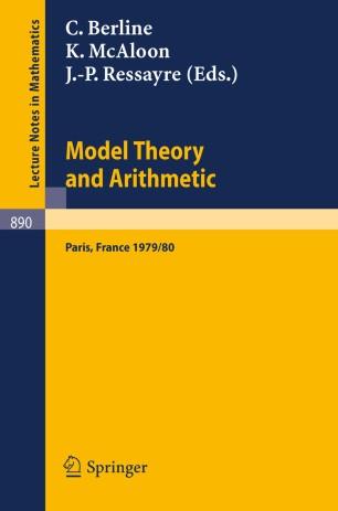 Nonstandard Models of Arithmetic
