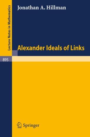 Alexander Ideals of Links