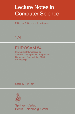 EUROSAM 84