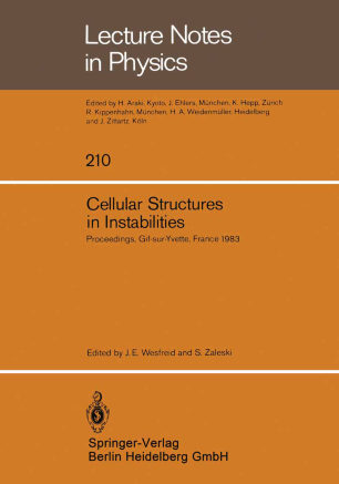 Cellular Structures in Instabilities