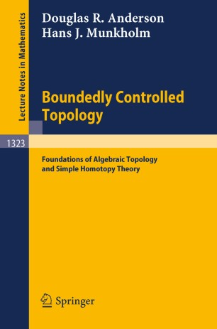 Boundedly Controlled Topology