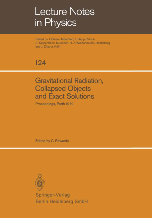 Gravitational Radiation, Collapsed Objects and Exact Solutions