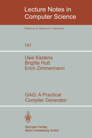 GAG: A Practical Compiler Generator
