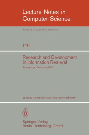 Research and Development in Information Retrieval