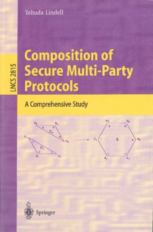 Composition of Secure Multi-Party Protocols