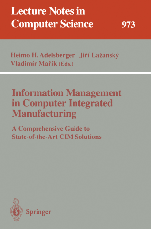 Information Management in Computer Integrated Manufacturing
