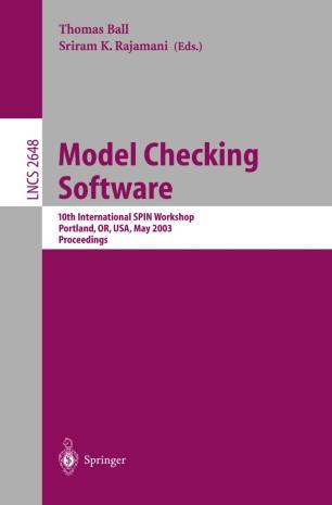 Model Checking Software