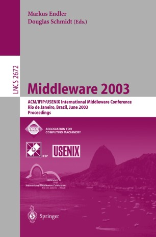 Middleware 2003