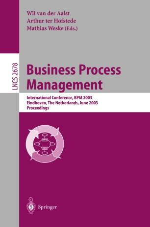 Business Process Management   SpringerLink