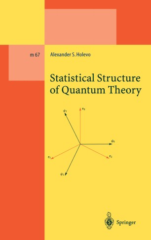 Statistical Structure of Quantum Theory
