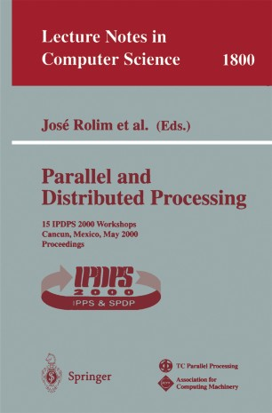 Parallel and Distributed Processing