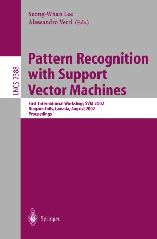 Pattern Recognition with Support Vector Machines
