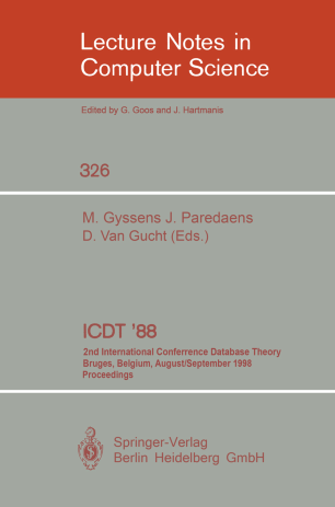 ICDT '88