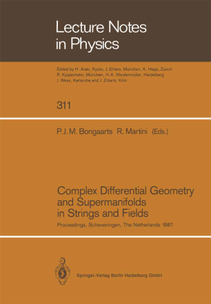 Complex Differential Geometry and Supermanifolds in Strings and Fields