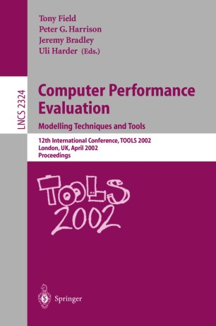 Computer Performance Evaluation: Modelling Techniques and Tools