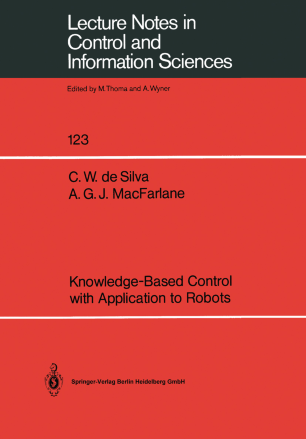 Knowledge-Based Control with Application to Robots | SpringerLink