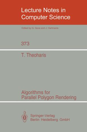 Algorithms for Parallel Polygon Rendering