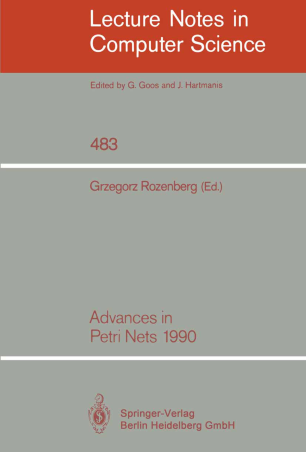 Advances in Petri Nets 1990