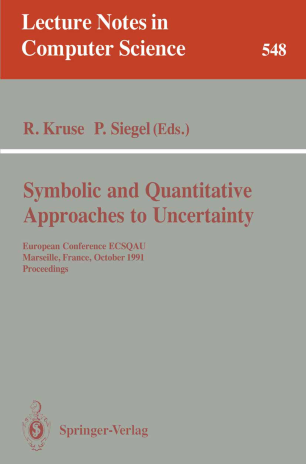 Symbolic and Quantitative Approaches to Uncertainty