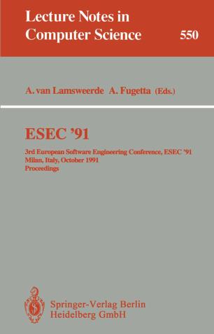 ESEC '91