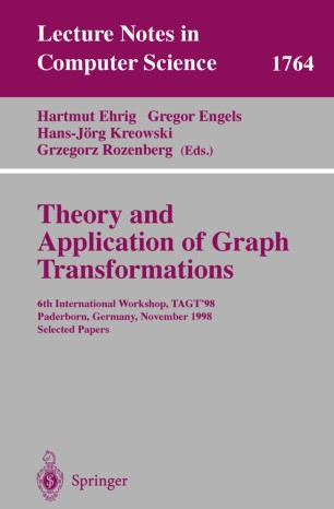 Theory and Application of Graph Transformations