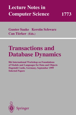 Transactions and Database Dynamics